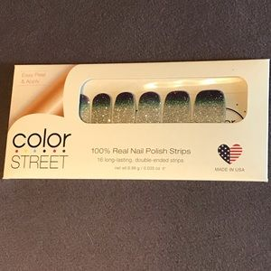 Color Street Pacific Waters NWT